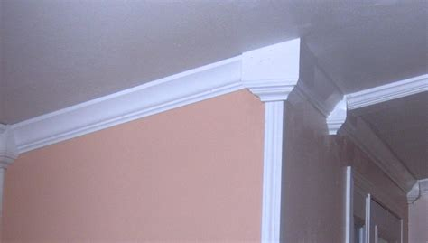 Crown Moulding On Cathedral Ceilings Ceiling Design Ideas