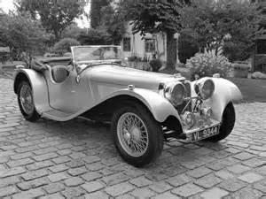 1937 Jaguar Ss 100 Roadster 25 Litre Classic Driver