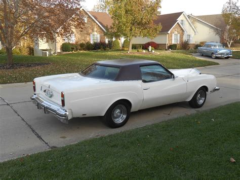 1976 Chevrolet Monte Carlo by 1976 Chevrolet Monte Carlo Rolls Royce Custom Cloud Barn
