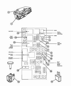 2011 Dodge Journey Mainstreet Fuse Diagram