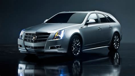 2014 Cadillac Cts Sport Wagon Wallpaper