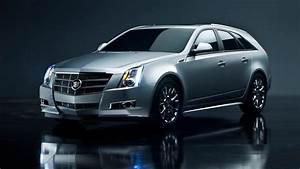 2014 Cadillac CTS Sport Wagon Wallpaper HD Car
