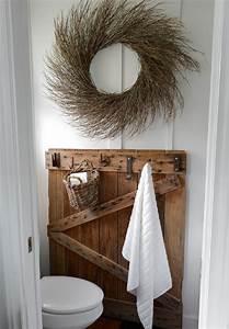Etagere En Bois Salle De Bain : d coration tag re salle de bain ~ Preciouscoupons.com Idées de Décoration