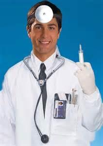 headband supplies kit accessoires docteur accessoire déguisement fete