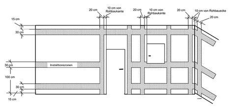 Sicherheit Beim Bohren Klar Definierte Installationszonen by Installationszonen Bad