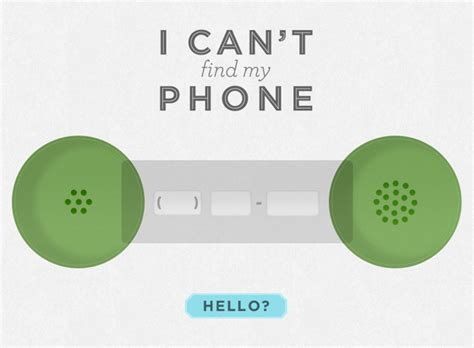 find my phone at t i can t find my phone a website that helps you find your