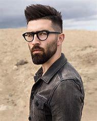 Beard Styles for Men with Glasses