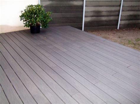 terrasse composite leroy merlin terrasse bois composite gris leroy merlin nos conseils