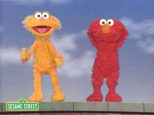 Sesame Street: Zoe Says - YouTube