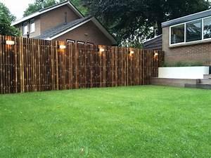 Garten Sichtschutz Bambus : sichtschutz aus bambus xxl nigra gartenzaun bambuszaun ~ A.2002-acura-tl-radio.info Haus und Dekorationen