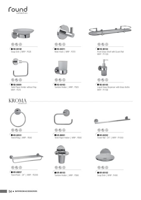 list of accessories in kitchen and bathrooms list of bathroom accessories astonishing title keyid 9885
