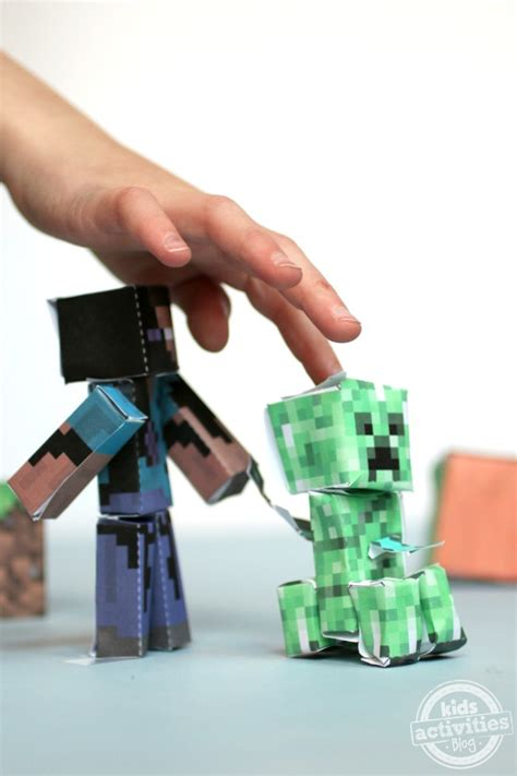printable minecraft apps play