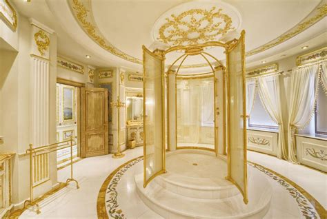 million  square foot mega mansion  moscow