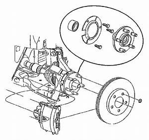 Chrysler Pt Cruiser Retainer  Right Or Left  Hub Bearing Plate  Use With Wheel Bearing 39 00