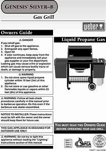 Weber 55057 04 10 00 Users Manual Genesis Silverb Lpmica
