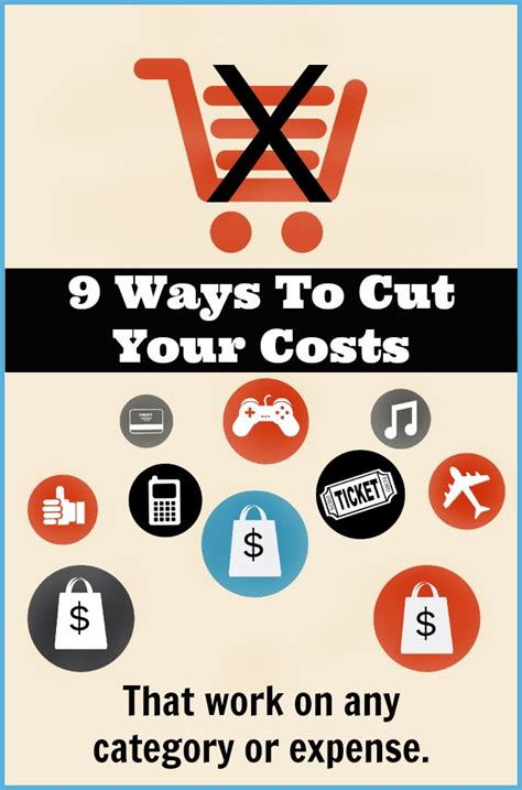tips  cutting costs  work   expense  category
