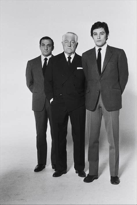 jean gabin lino ventura verneuil 1969 le clan des siciliens olivier s choice