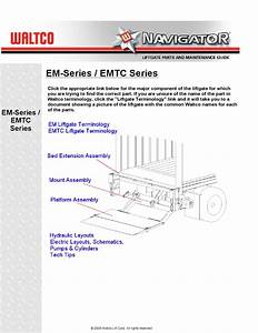 Maxon Liftgate Thermal Swith Wiring   35 Wiring Diagram