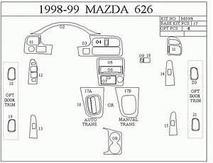 Mazda 2 3 5 6 8 Biante Bt50 Cx