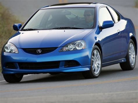 Acura 4 Cylinder by 2006 Acura Rsx 4 Cylinder 160 Hp I Vtec 2 0 L Dohc Engine