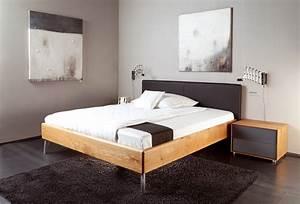 Ruhe Und Raum : bett kendo von ruhe raum wohnwerk berlin ~ Watch28wear.com Haus und Dekorationen