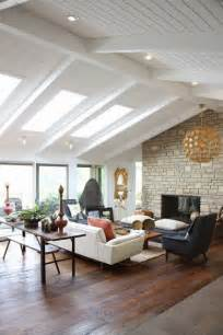 Ceiling Joist Definition Architecture by Rosa Beltran Design Exposed Wood Beams And White Painted Ceilings