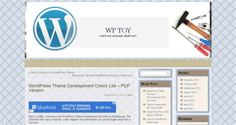 25 Useful And Handy Wordpress Cheat Sheets