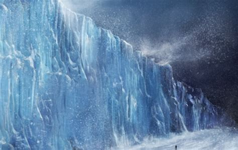 ice wall thrones game could permanent tourist become draw irish really which irishnews
