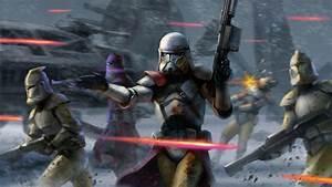 The Clone Guard Full HD Wallpaper and Hintergrund ...