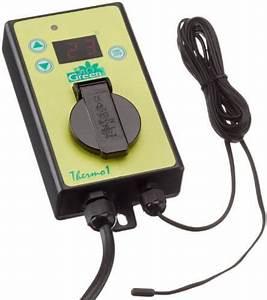 Frostwächter Mit Thermostat : bio green digital thermostat 50 c bis 99 c regelbar ~ Orissabook.com Haus und Dekorationen