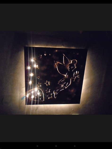 canvas cut lights     wall light home diy