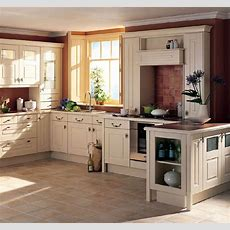 Home Interior Design & Decor Country Style Kitchens