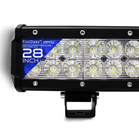 opt7 led light bar opt7 c2 series 28 quot road cree led light bar and harness