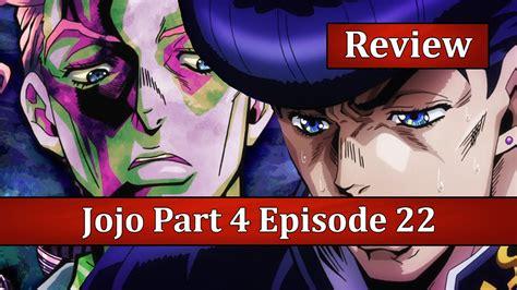 Jojos Adventure Is Unbreakable Episode 8 Review Heartbreak Jojo S Adventure Is