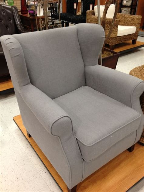 tj maxx wingback chairs and gray on