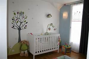 deco lit enfant interesting with deco lit enfant latest With pr parer la chambre pour b b