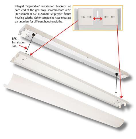led retrofit conversion kit using t8 led ls