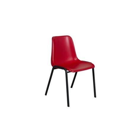 chaise coque plastique chaise empilable coque plastique couleur caray ccp
