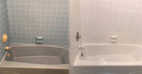 idees peinture pour baignoire lastuce beaute de