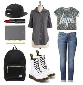 Back to School Outfits Girls
