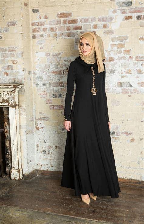 model jubah terbaru 33 model baju gamis terbaru 2018 simple modern elegan