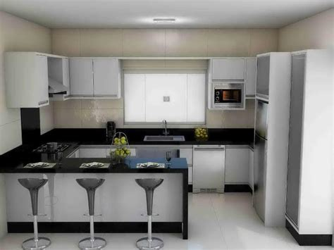 21 Kitchen Set Minimalis Modern Dirumahkucom