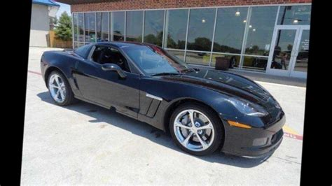 2011 Corvette Grand Sport Z16 Coupe (black)