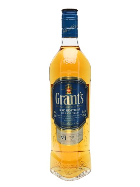 whiskey ale grant s ale cask finish the whisky exchange