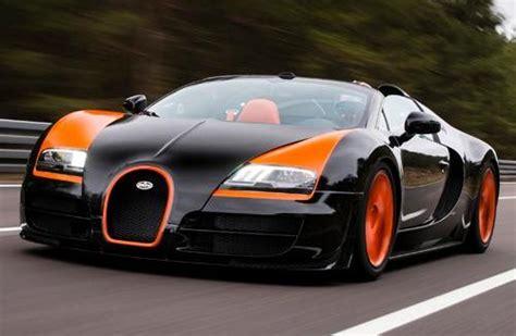 bugatti claims worlds fastest roadster  veyron grand