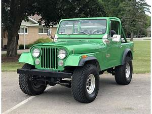 1979 Jeep Cj7 For Sale
