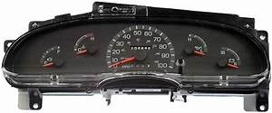 Security System 1999 Ford Econoline E250 Instrument