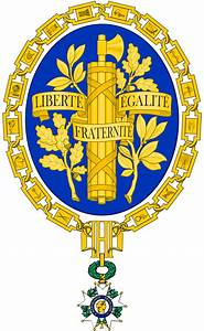 File Coat Of Arms Of The French Republic Svg