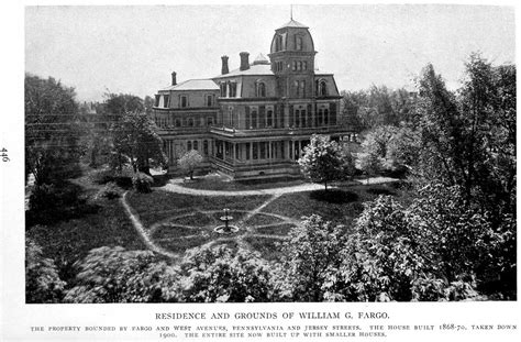 two house william g fargo