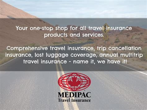 But there are no travel advisories for domestic travel within canada, thouin notes. Need a #travelinsurance provider that offers a wide range of products and services - from # ...